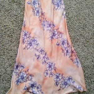 Free People Dresses - Free people Cassie girl maxi slip floral dress